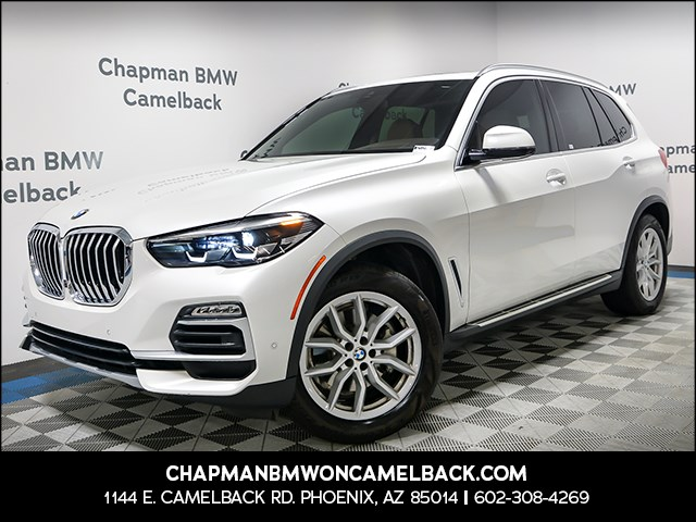 Certified Pre-Owned 2019 BMW X5 xDrive40i