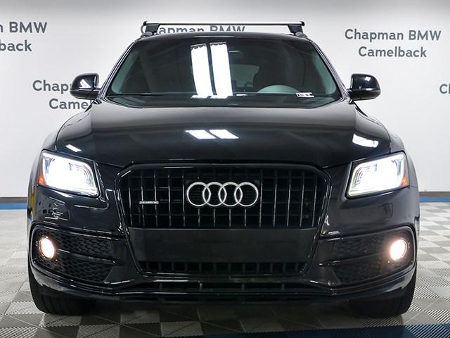 2014 Audi Q5 3.0T quattro Prem Plus