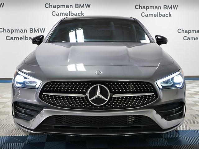 2021 Mercedes-Benz CLA 250
