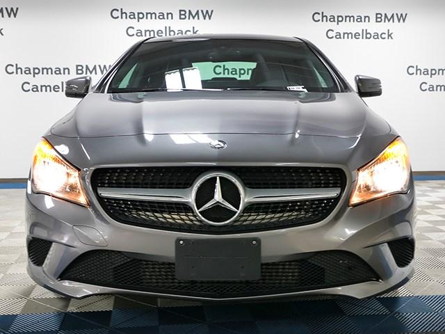 2015 Mercedes-Benz CLA 250 4MATIC®