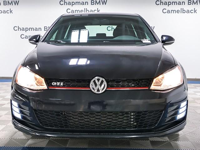 2016 Volkswagen Golf GTI S