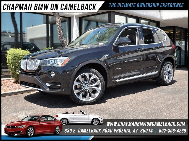 2017 Bmw X3 35i For Sale Stock X170012 Chapman Bmw On