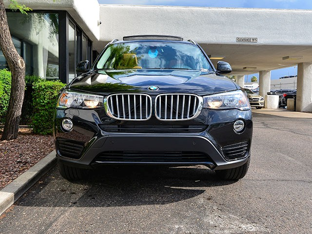 2017 bmw x3 28i x170050 chapman automotive group. Black Bedroom Furniture Sets. Home Design Ideas