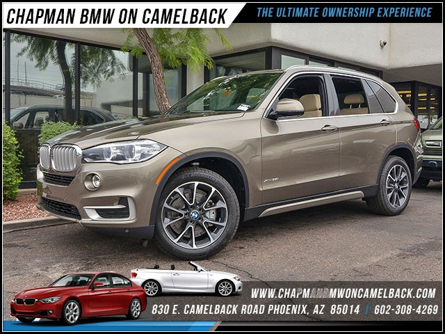 2017 bmw x5 35i for sale stock x170115 chapman bmw on camelback. Black Bedroom Furniture Sets. Home Design Ideas