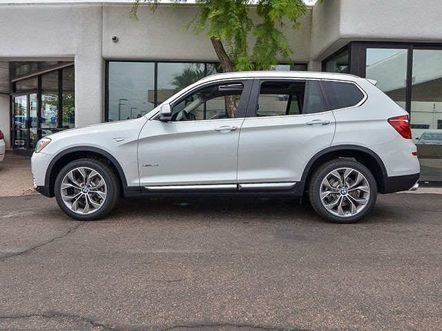 2017 bmw x3 28i for sale stock x170137 chapman bmw on camelback. Black Bedroom Furniture Sets. Home Design Ideas