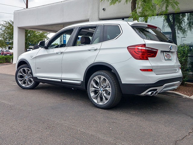 2017 Bmw X3 28i For Sale Stock X170137 Chapman Bmw On