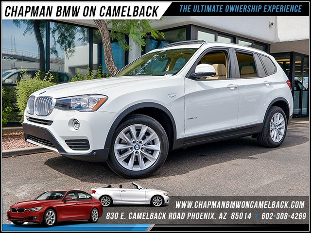 2017 bmw x3 28i for sale stock x170172 chapman bmw on. Cars Review. Best American Auto & Cars Review
