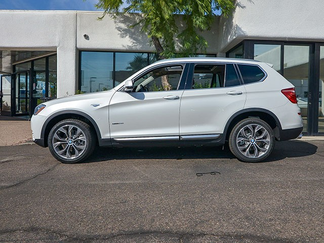 2017 Bmw X3 28i For Sale Stock X170264 Chapman Bmw On