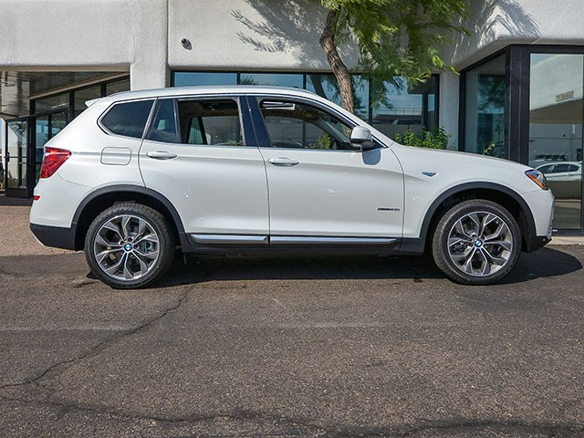 2017 bmw x3 28i for sale stock x170264 chapman bmw on camelback. Black Bedroom Furniture Sets. Home Design Ideas