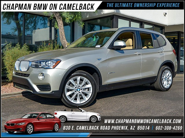 2017 bmw x3 28i x170331 chapman automotive group. Black Bedroom Furniture Sets. Home Design Ideas