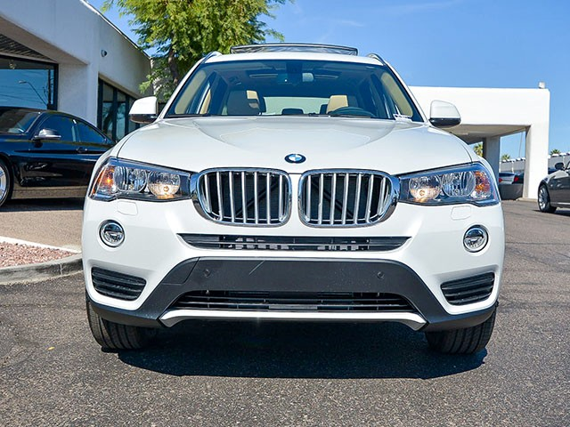 2017 bmw x3 28i for sale stock x170377 chapman bmw on camelback. Black Bedroom Furniture Sets. Home Design Ideas