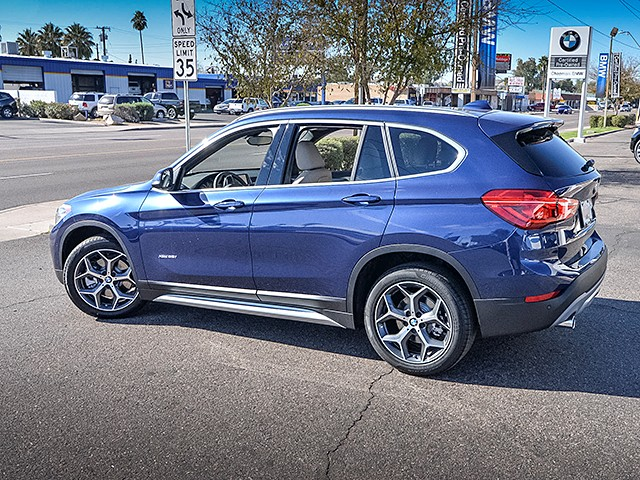 2017 Bmw X1 28i For Sale Stock X170576 Chapman Bmw On