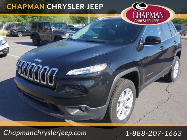 2016 jeep cherokee latitude for sale stock 16j828 chapman chrysler jeep. Black Bedroom Furniture Sets. Home Design Ideas