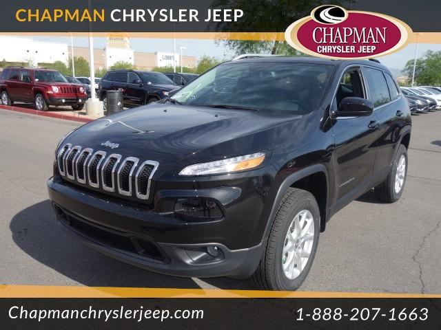 2016 jeep cherokee latitude for sale stock 16j936 chapman chrysler jeep. Black Bedroom Furniture Sets. Home Design Ideas