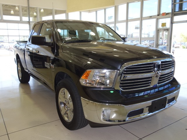 used 2016 ram 1500 big horn extended cab for sale stock 17c002a chapman chrysler jeep. Black Bedroom Furniture Sets. Home Design Ideas