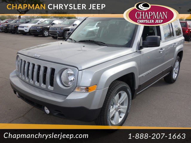 2017 jeep patriot sport for sale stock 17j101 chapman chrysler jeep. Black Bedroom Furniture Sets. Home Design Ideas