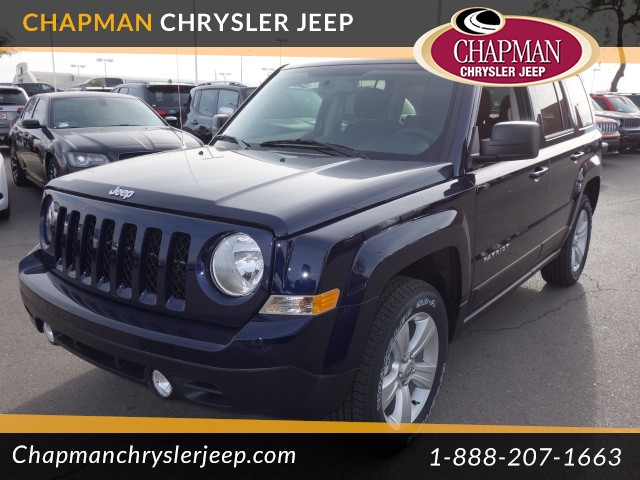 2017 jeep patriot sport 17j292 chapman automotive group. Black Bedroom Furniture Sets. Home Design Ideas