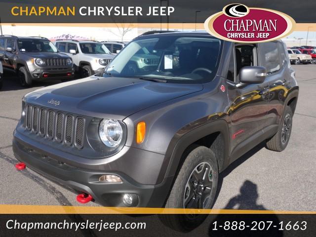 2017 jeep renegade trailhawk for sale stock 17j308 chapman chrysler jeep. Black Bedroom Furniture Sets. Home Design Ideas