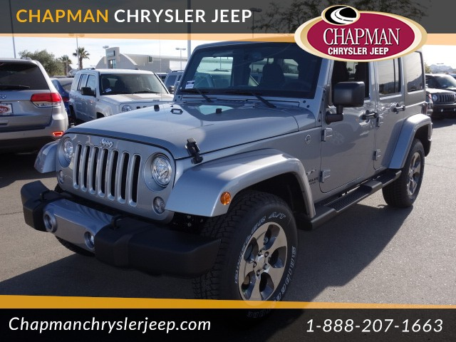2017 jeep wrangler unlimited sahara for sale stock 17j337 chapman chrysler jeep. Black Bedroom Furniture Sets. Home Design Ideas