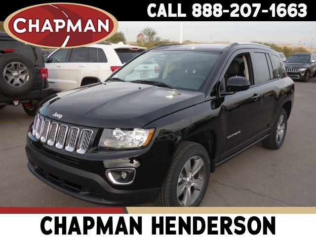 2017 jeep compass high altitude for sale stock 17j394 chapman chrysler jeep. Black Bedroom Furniture Sets. Home Design Ideas