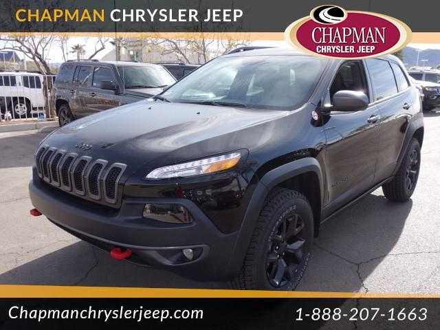 2017 jeep cherokee trailhawk for sale stock 17j475 chapman chrysler jeep. Black Bedroom Furniture Sets. Home Design Ideas