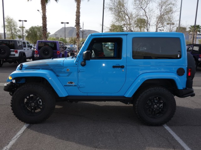 2017 Jeep Wrangler Winter Edition For Sale Stock 17j540