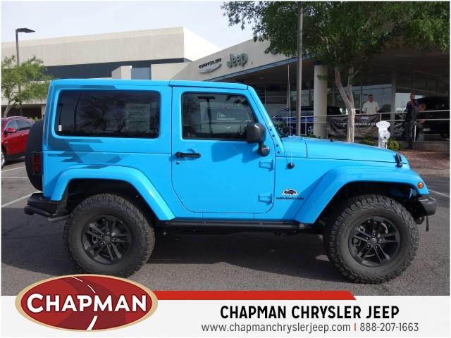 2017 jeep wrangler winter edition for sale stock 17j540 chapman chrysler jeep. Black Bedroom Furniture Sets. Home Design Ideas