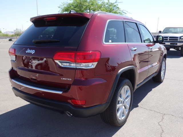 2017 jeep grand cherokee limited for sale stock 17j770 chapman chrysler jeep. Black Bedroom Furniture Sets. Home Design Ideas