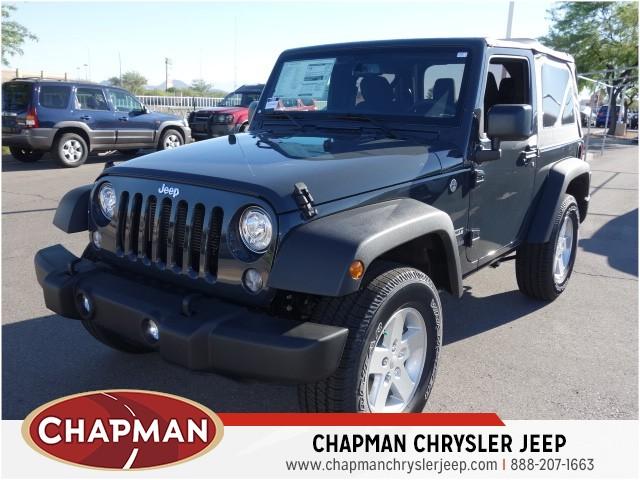 2017 jeep wrangler sport s for sale stock 17j943 chapman chrysler jeep. Black Bedroom Furniture Sets. Home Design Ideas