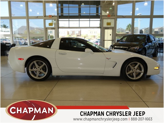 2000 Chevrolet Corvette Trade Appraisal - Stock #:18J416A