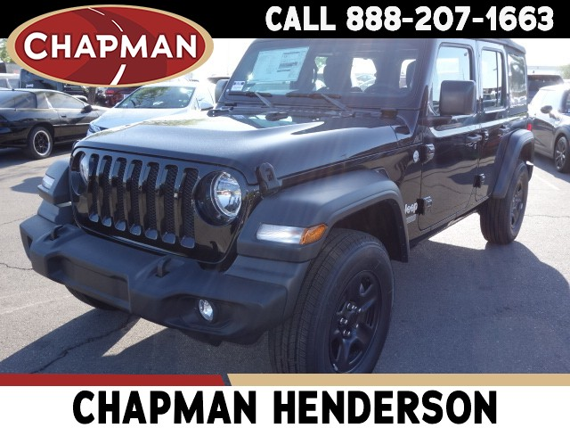 Awesome 2018 Jeep Wrangler Unlimited JL Sport