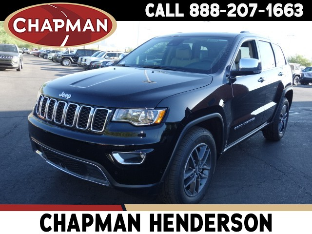 Awesome 2018 Jeep Grand Cherokee Limited ...