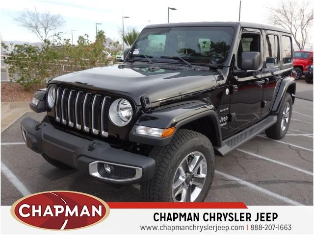 2018 jeep wrangler unlimited jl sahara for sale stock 18j468 chapman chrysler jeep. Black Bedroom Furniture Sets. Home Design Ideas