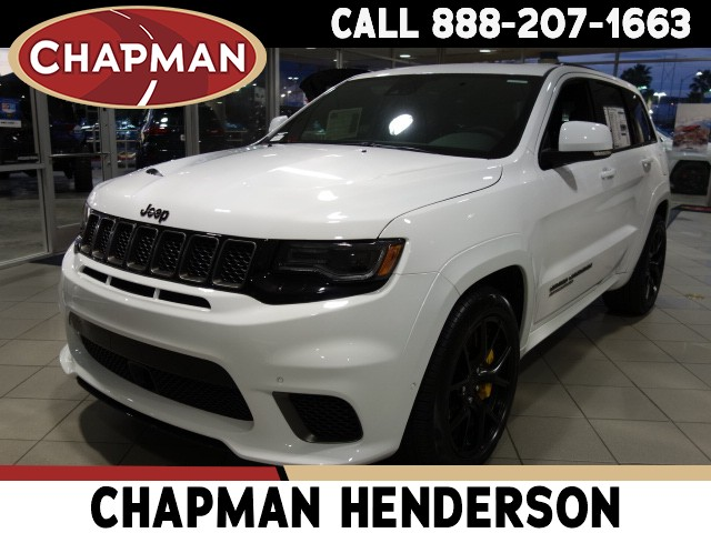 2018 Jeep Grand Cherokee Trackhawk for sale Stock 18J478