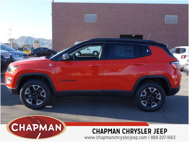 2018 Jeep Compass Trailhawk – Stock #18J545