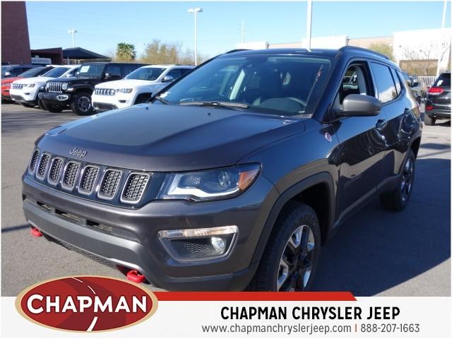2018 Jeep Compass Trailhawk – Stock #18J551