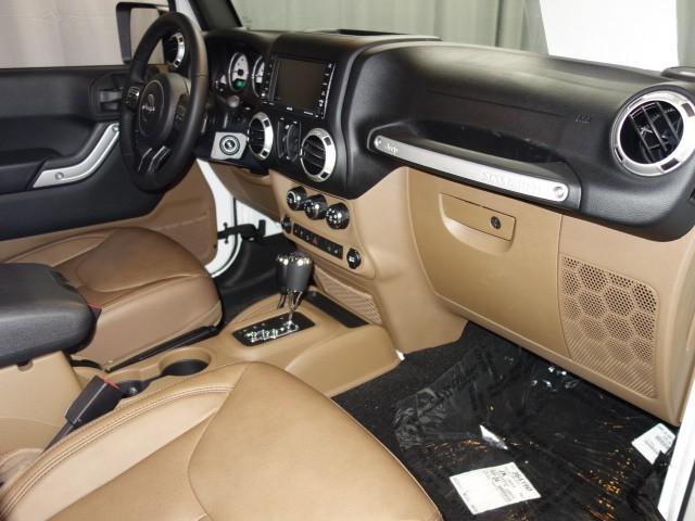 2018 Jeep Wrangler Unlimited Rubicon – Stock #18J589