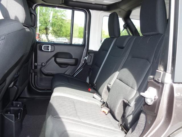 2018 Jeep Wrangler Unlimited JL Sport – Stock #18J619
