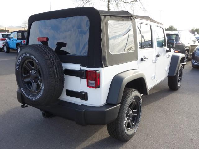 2018 Jeep Wrangler Unlimited Sport – Stock #18J623