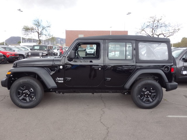 Accord Vs Camry >> 2018 Jeep Wrangler Unlimited JL Sport for sale - Stock ...