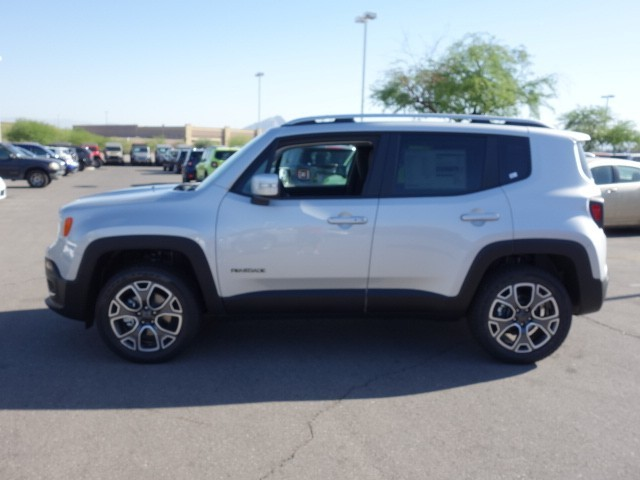 2018 Jeep Renegade Limited – Stock #18J910