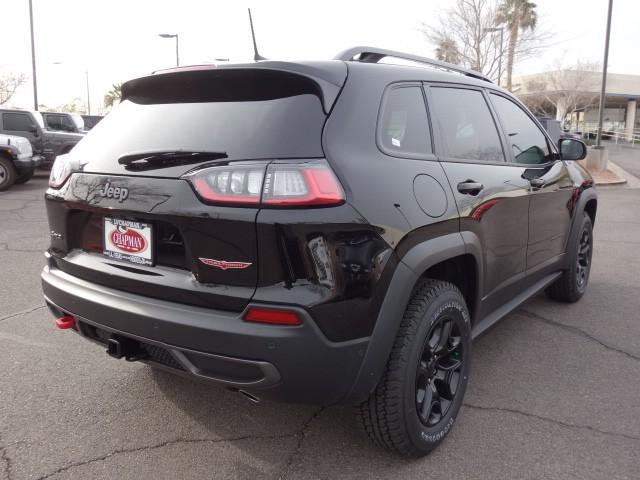 Chapman Chrysler Jeep >> 2019 Jeep Cherokee Trailhawk Elite for sale - Stock#19J013 | Chapman Chrysler Jeep