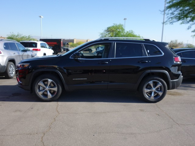 2019 Jeep Cherokee Limited – Stock #19J072