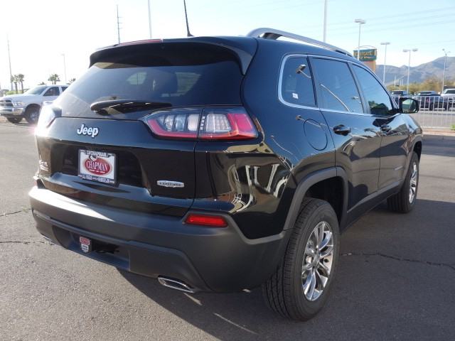2019 Jeep Cherokee Latitude Plus – Stock #19J080