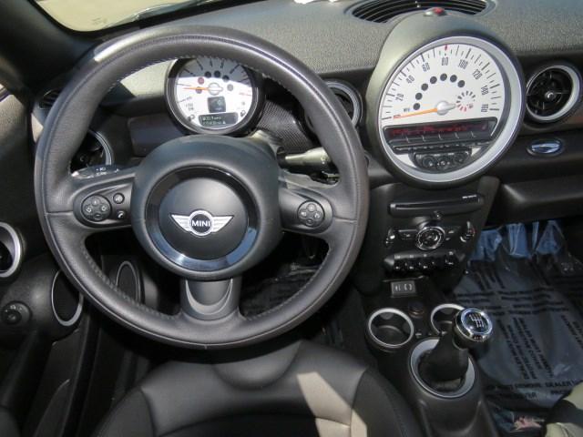 2013 MINI Cooper S Coupe