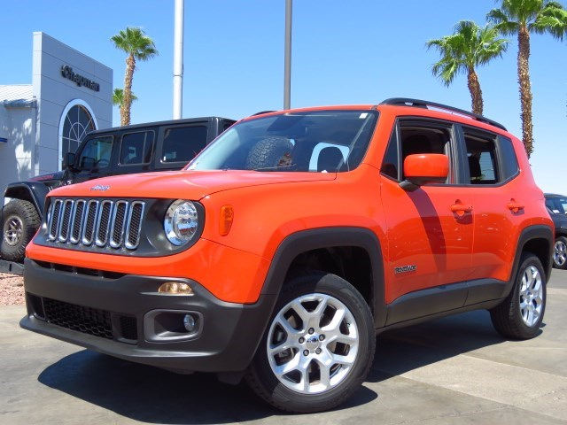 2017 Jeep Renegade Latitude