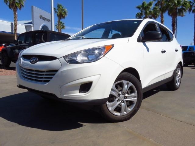 2012 Hyundai Tucson GL