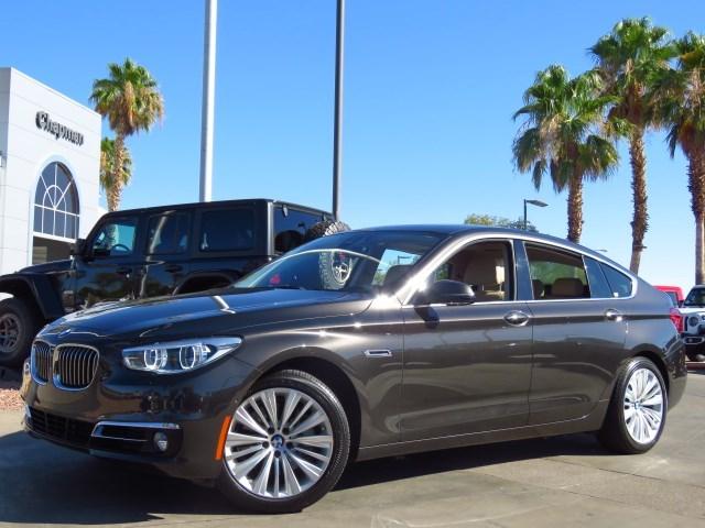 2016 BMW 5-Series 535i Gran Turismo