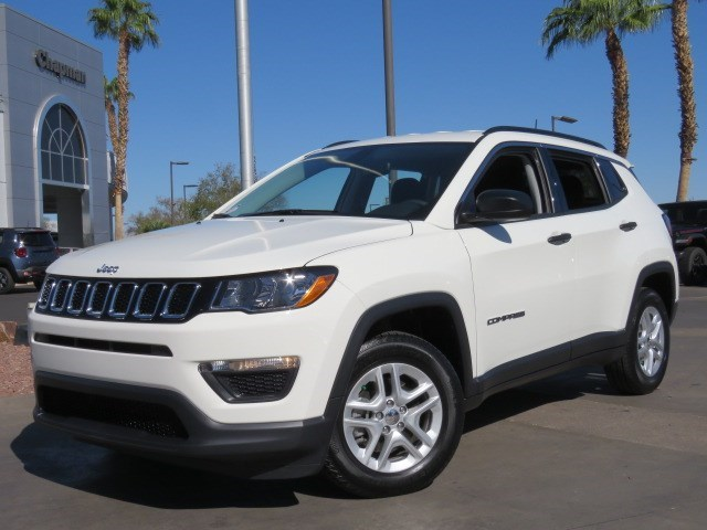 2021 Jeep Compass Sport