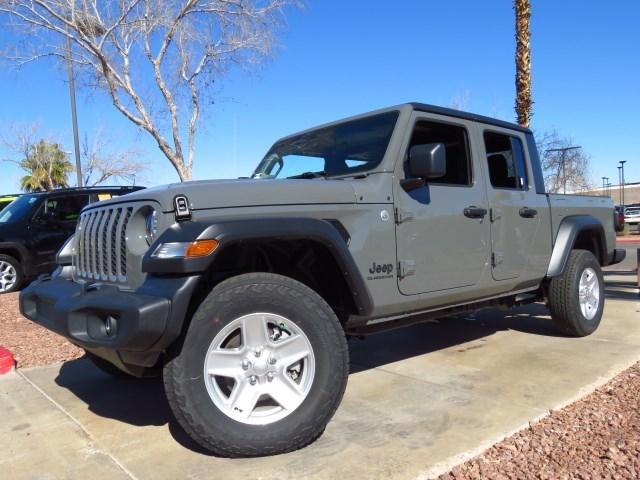 new 2020 jeep gladiator sport s - 20j363 | chapman las